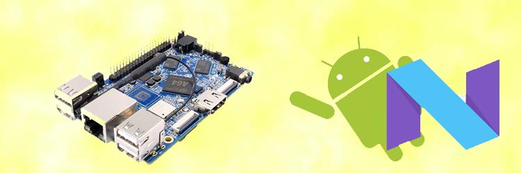 Orange Pi Win Plus Android 7.1 Kurulumu