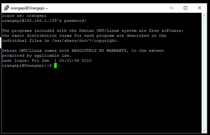 Orange Pi Win Plus Web Server Kurulumu(LAMP)